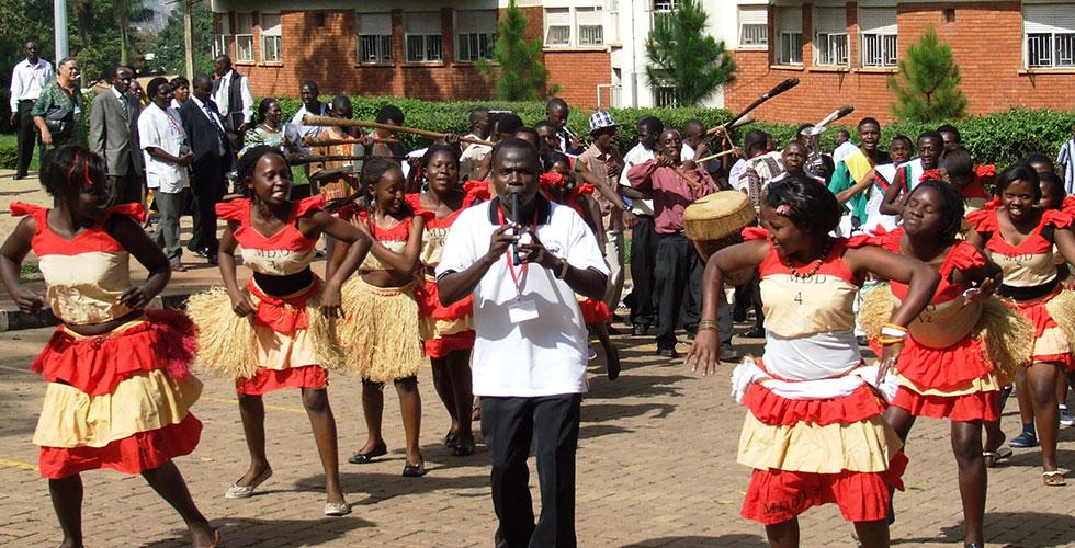 Celebrating the Launching of MAKWAA